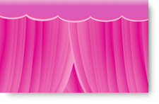Purple Theater Curtains - background