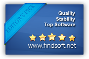 FindSoft - Editor's Pick!