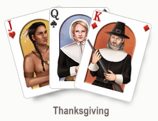 Thanksgiving - card set