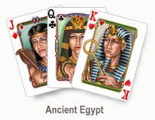 Ancient Egypt - card set