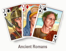 Ancient Romans - card set