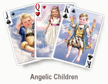 Angelic Children - card set