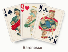 Baronesse - card set