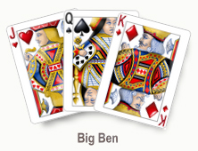 Big Ben - card set