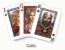 Celtic - card set