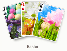 Easter - card set