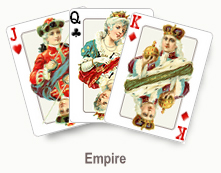 Empire - card set