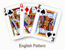 English Pattern Card Set