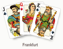 Frankfurt - card set