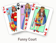Funny Court - card set