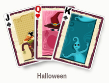 Halloween - card set
