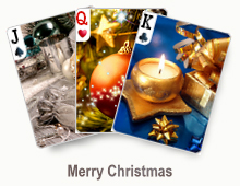 Merry Christmas - card set