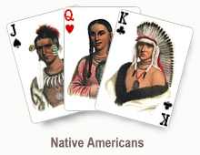 Native Americans - card set