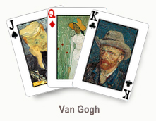 Van Gogh - card set