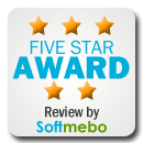 Softmebo - 5 Star AWARD!