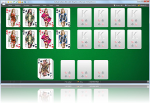 SolSuite 2012 v12.8 - Knights and Dames screenshot