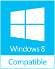 SolSuite 2015 is fully compatible with Windows 8