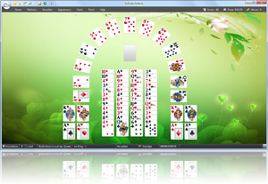 Archway Solitaire - Click here to enlarge